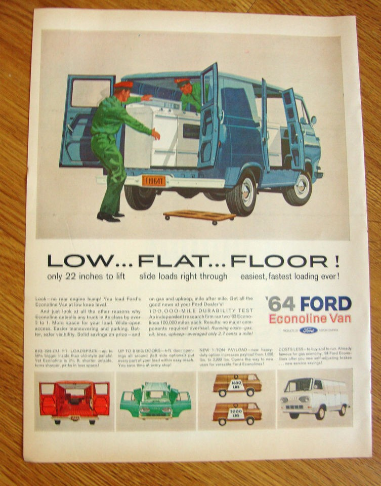 1964 ford econoline van in Collectibles