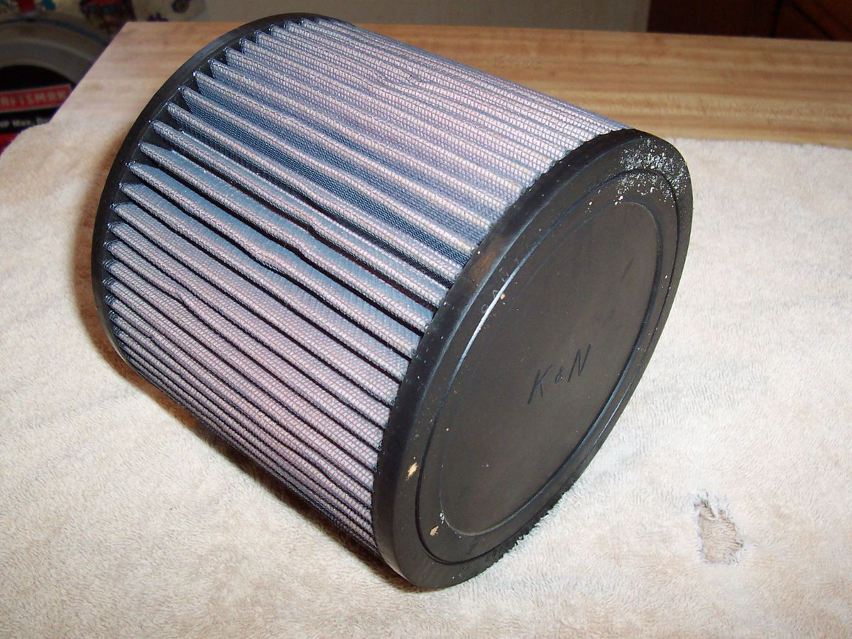 Cub Cadet Tractor Pulling K N High Performance Air Filter
