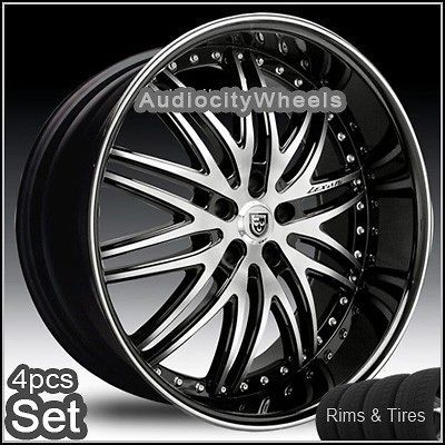 24Wheels &Tires Lexani LX10 Rims(Chev y Ford,escalade