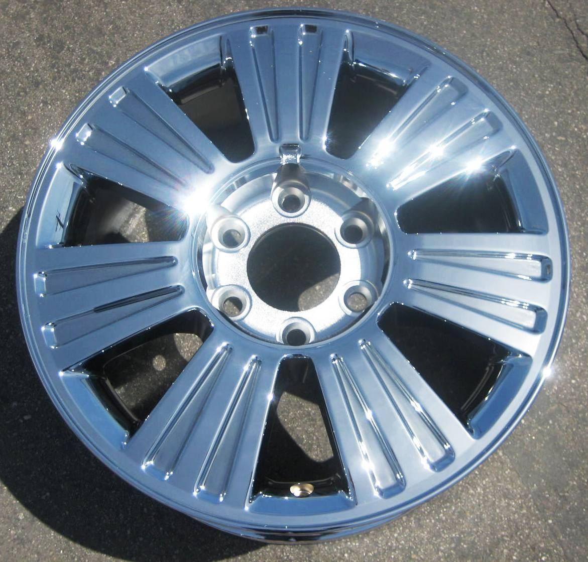Lincoln Navigator Mark Lt Chrome Wheels Rims Exchange Stock