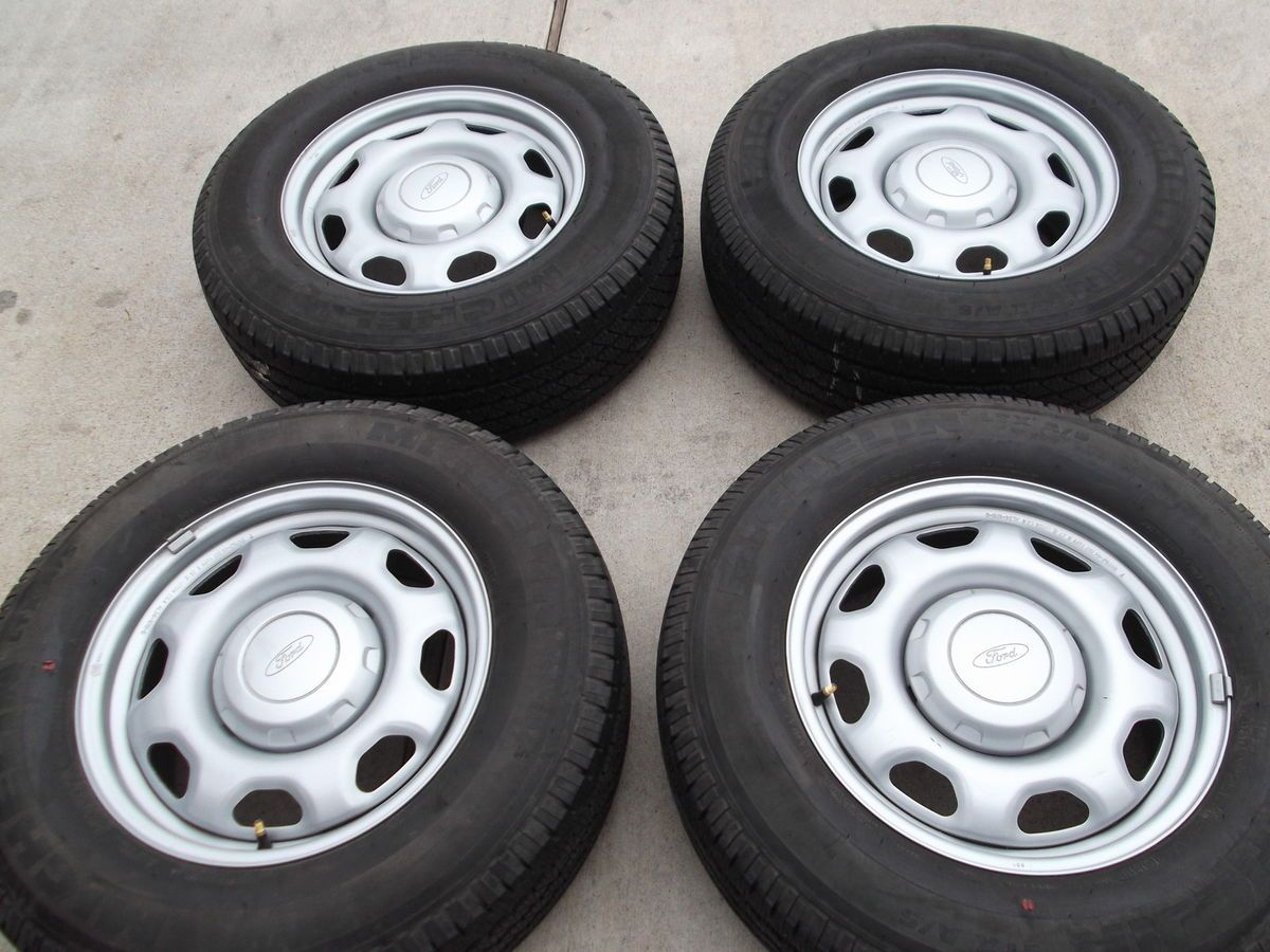 17 Ford F150 Wheels Tires Rims Expedition Lincoln Navigator Mark Lt
