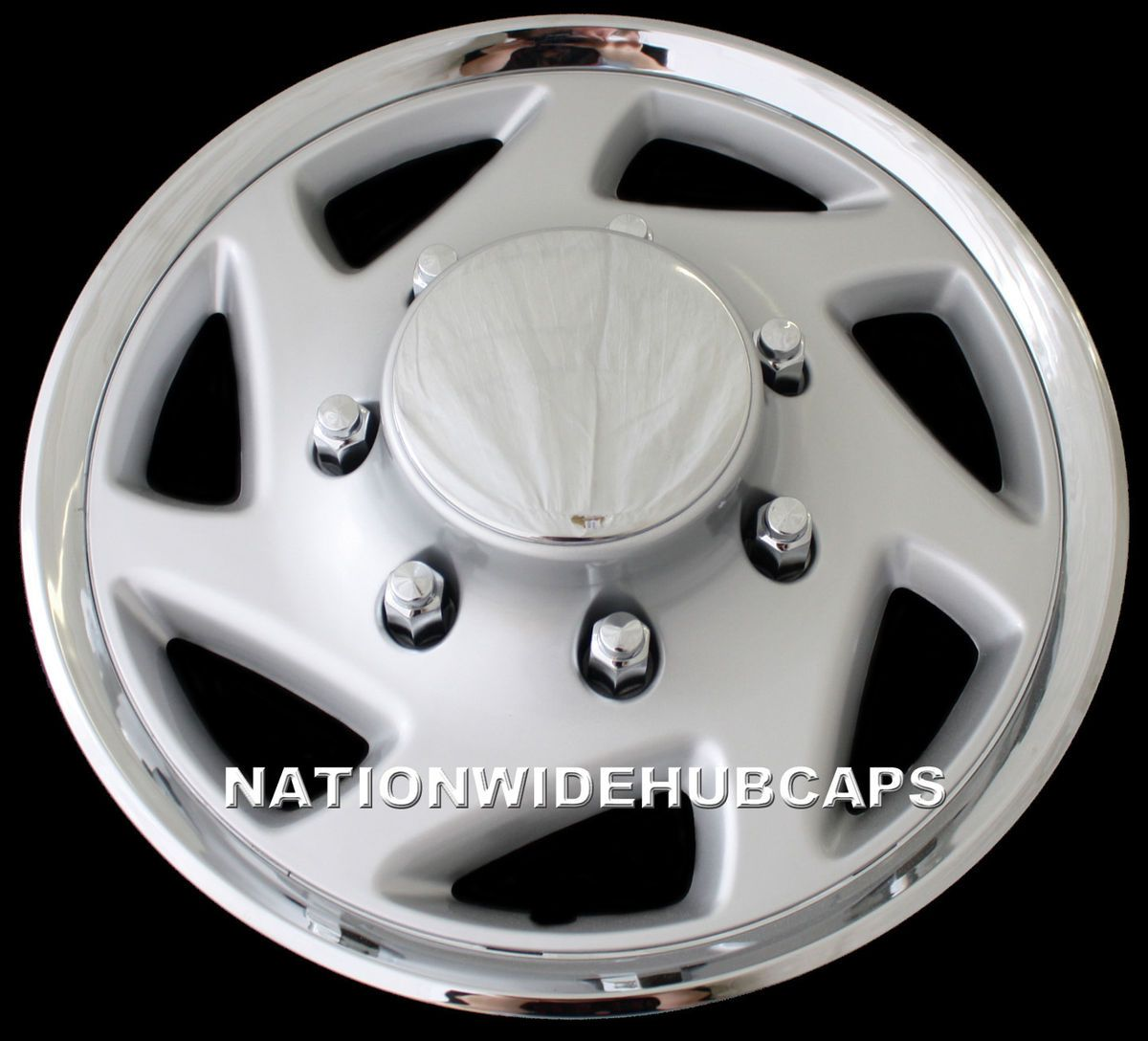 Econoline Van 16 Wheel Covers Rim Caps Center Lug Nut Hubs